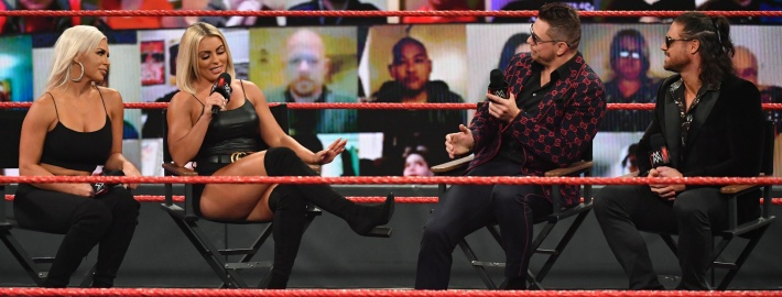 WWE RAW Results – October 12th, 2020