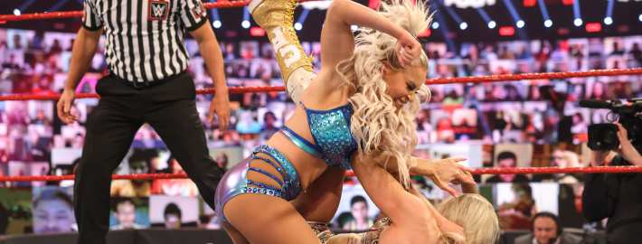 WWE RAW Results – February 1st, 2021